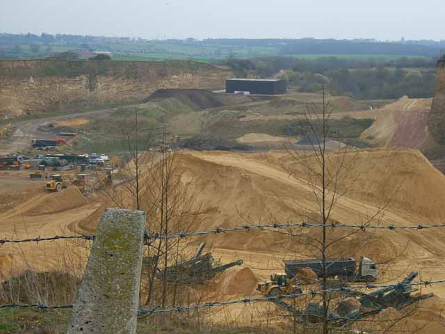 Bishop Middleham Quarry