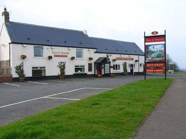 Hare and Hounds on the A177