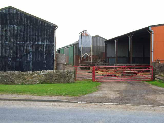 East House Farm, near Bishop Middleham