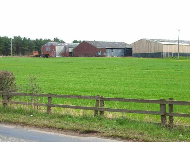 Holdforth Farm, near Fishburn