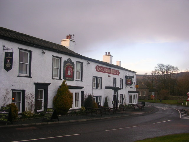 Rose and Crown, Bainbridge