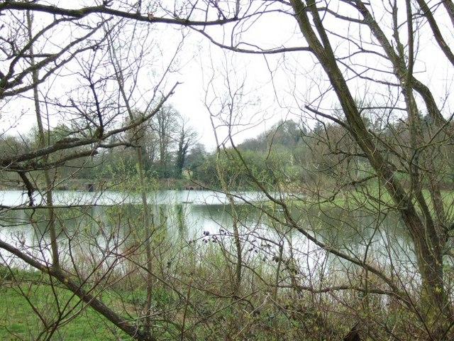 Lake at Broome Hall