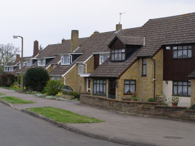 Suburban Housing Broxbourne Herts
