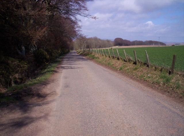 Road to Fordoun