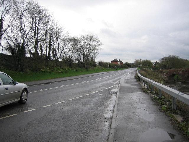 A513 at Elford