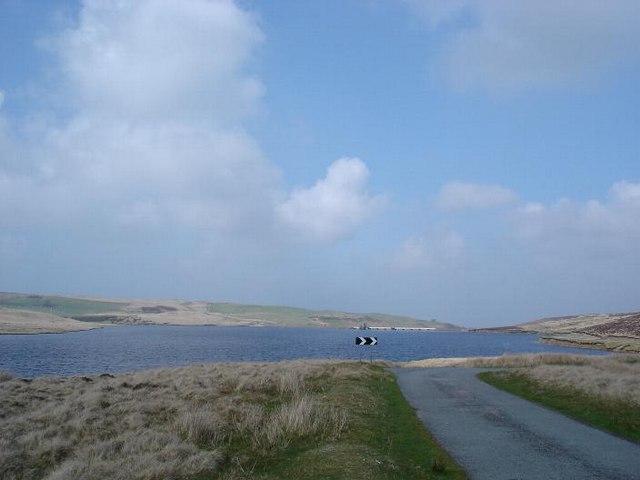 Aled Isaf reservoir