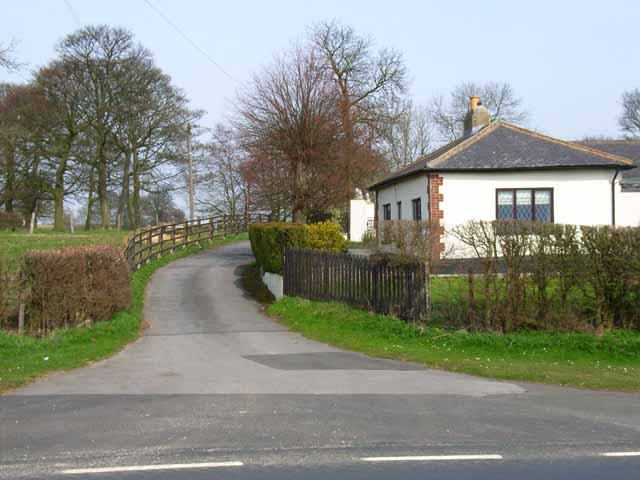 Driveway to Trimdon House