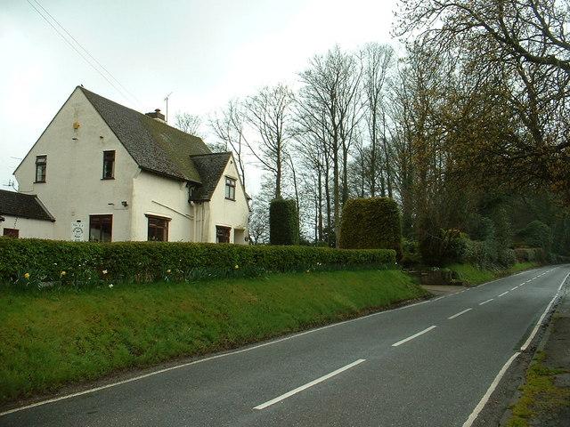 Cottage, Old Brampton
