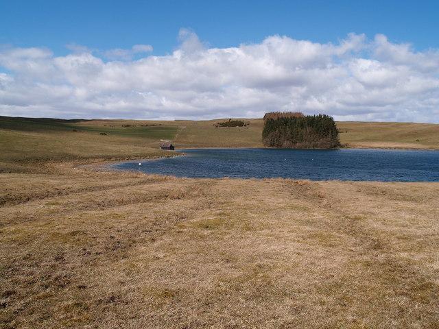 Branxholme Easter Loch