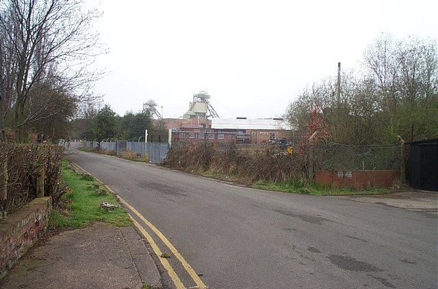 Welbeck Colliery