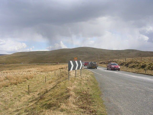 Road by the Devil's Beef Tub