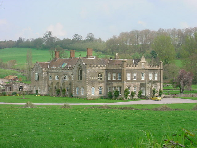 Flaxley Abbey