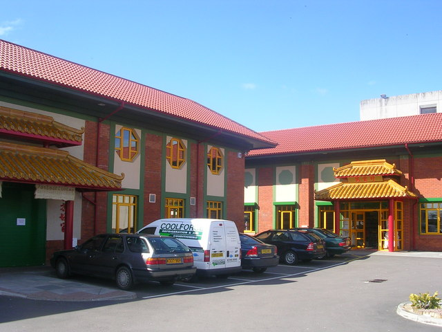 Oriental Shopping Centre, Aberdeen
