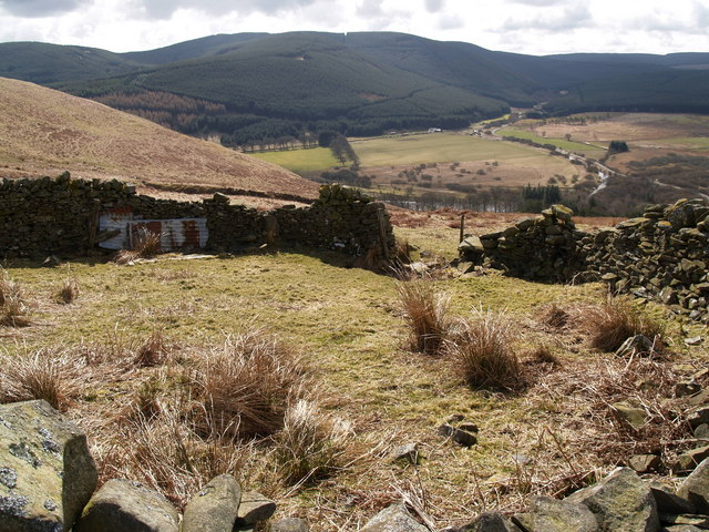 Sheepfold above Ramseycleuch
