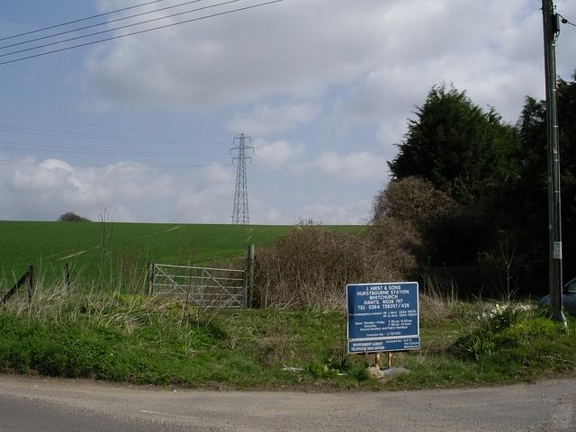 Field at Lower Link Farm