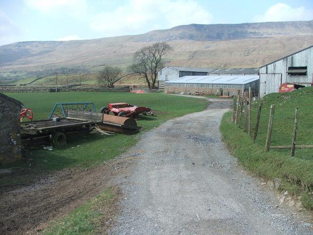 Gunnerfleet farm.