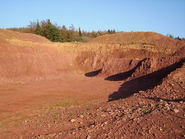 Quarry, Brown Dod