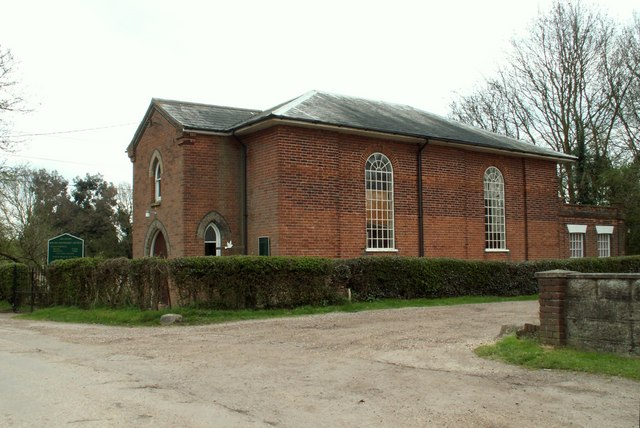 Boxted Methodist Church, Essex