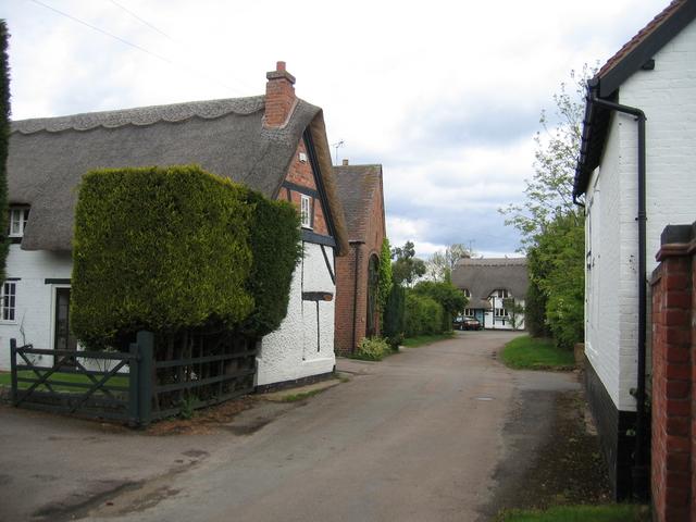 Hunningham village