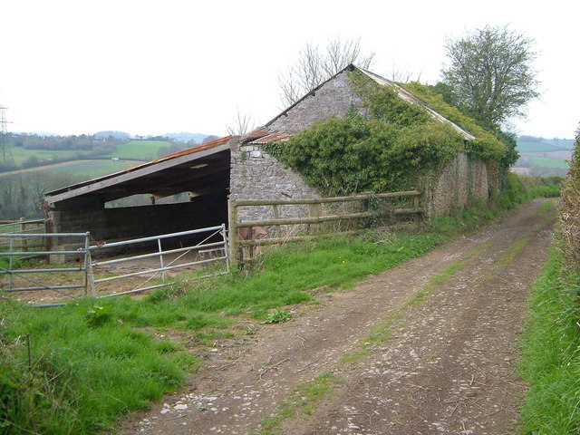 Barn near Beaston