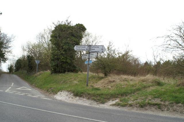 Golgotha, East Kent