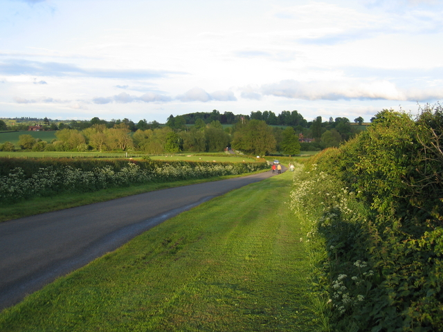 Lane to Eathorpe
