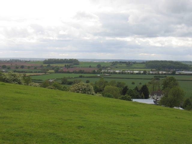 View from Ufton