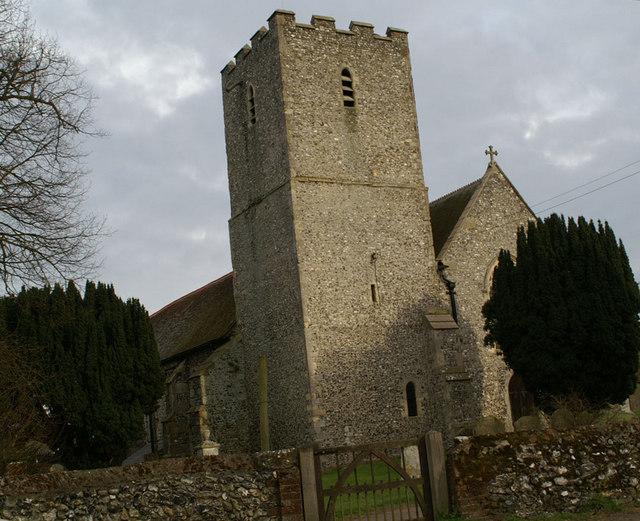 Nonington Parish Church