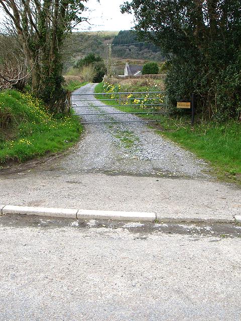 Lane Entrance