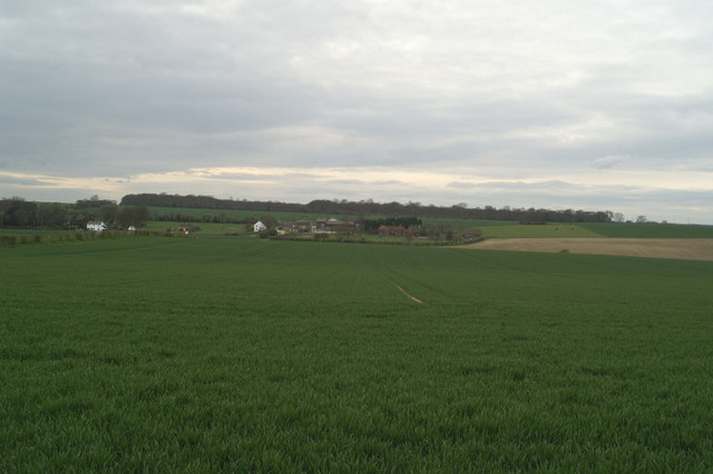 Bossington Farm, near Adisham