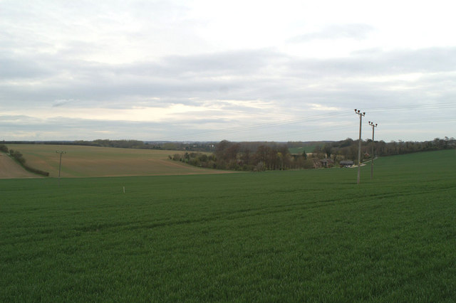 Dene Farm, near Wingham