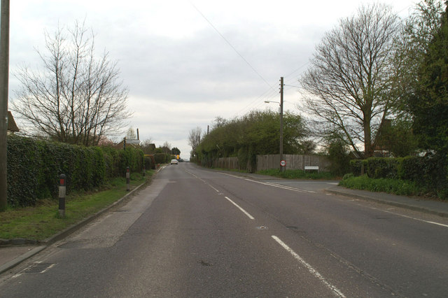 The road to Ickham & Wickhambreaux