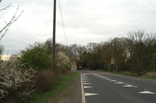 Approaching Littlebourne