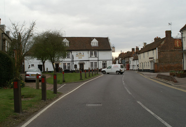 The Welcome Inns in Littlebourne(1)