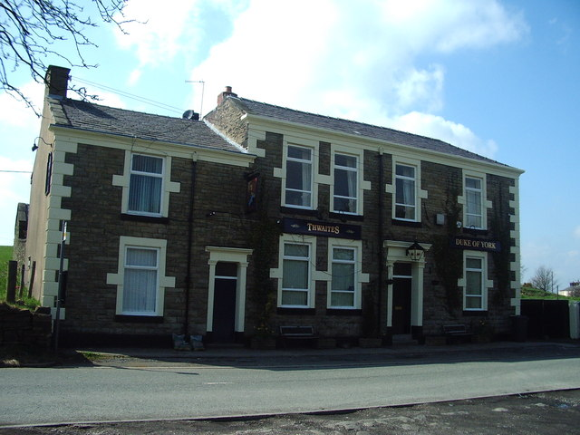 The Duke of York, Waterside, Darwen