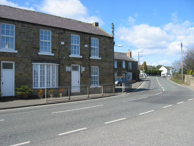 Longhorsley Village Post Office