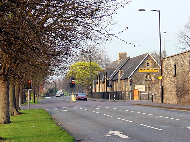 Manor Farm Boys Club, Horfield