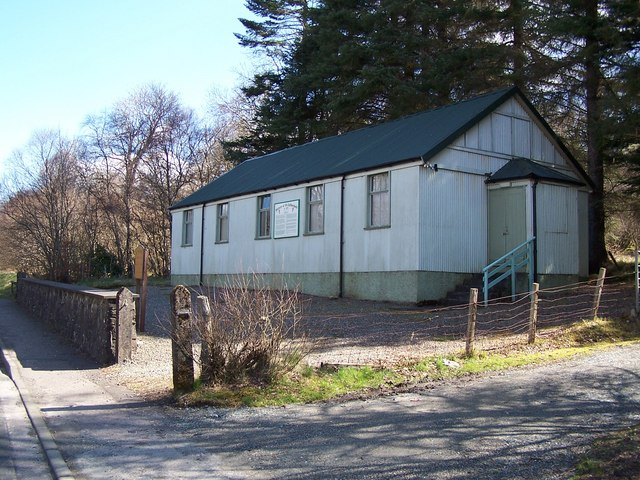 St .Catherines, Community Hall