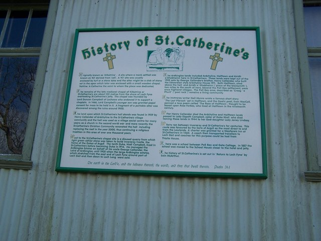 History of St. Catherines