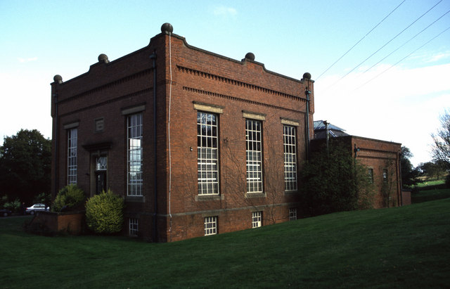 Maple Brook Pumping Station