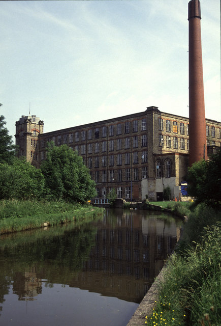 Clarence Mill, Bollington