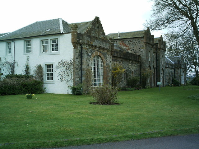 Fullarton House converted stables