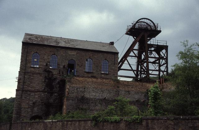 Tymawr Colliery
