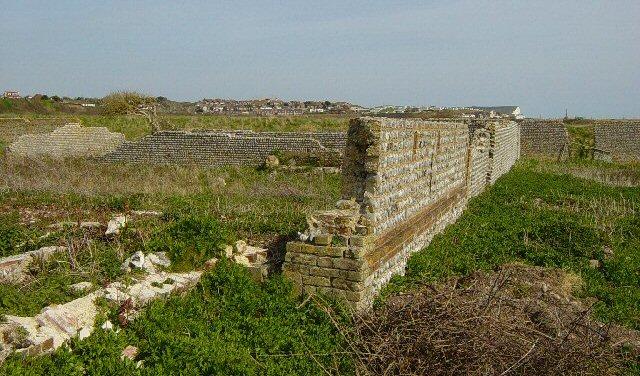 Ruins at Tide Mills