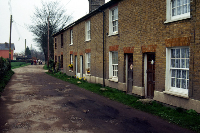 Paglesham Eastend