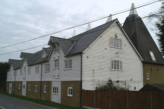 Denstead Lane oast houses