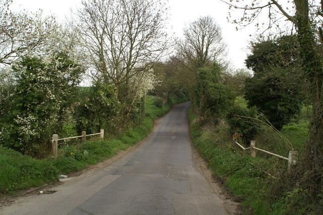 Lane from Boughton Street to Staplestreet