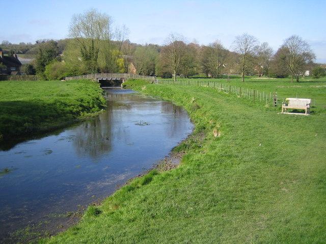 River Bulbourne