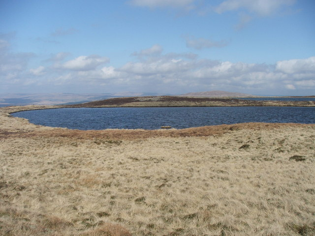One of the Whernside Tarns.