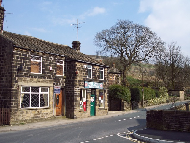 Oxenhope Post Office